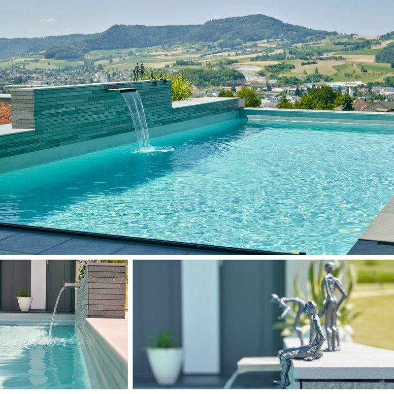 Swimming pool trends 2016 swimmingpool portal schweiz for Swimmingpool einbau