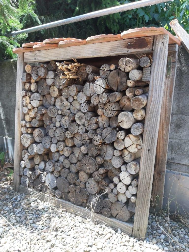 haus für wildbienen selber machen diy