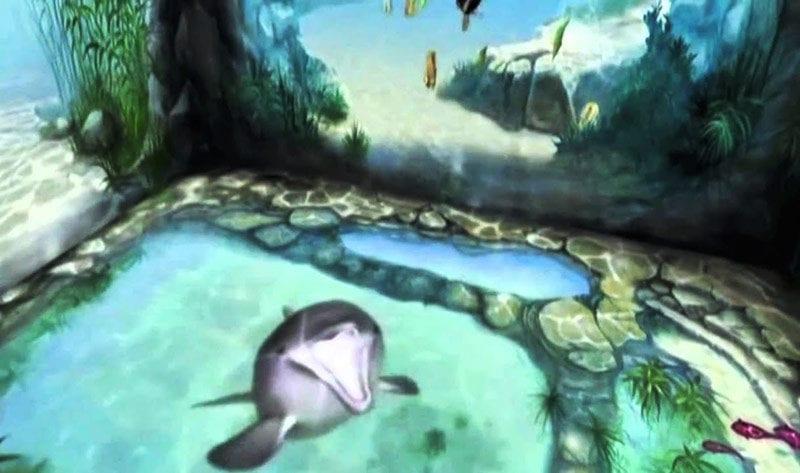 Schwimmbad-Trends 2020, Virtuelle Unterwasserwelt