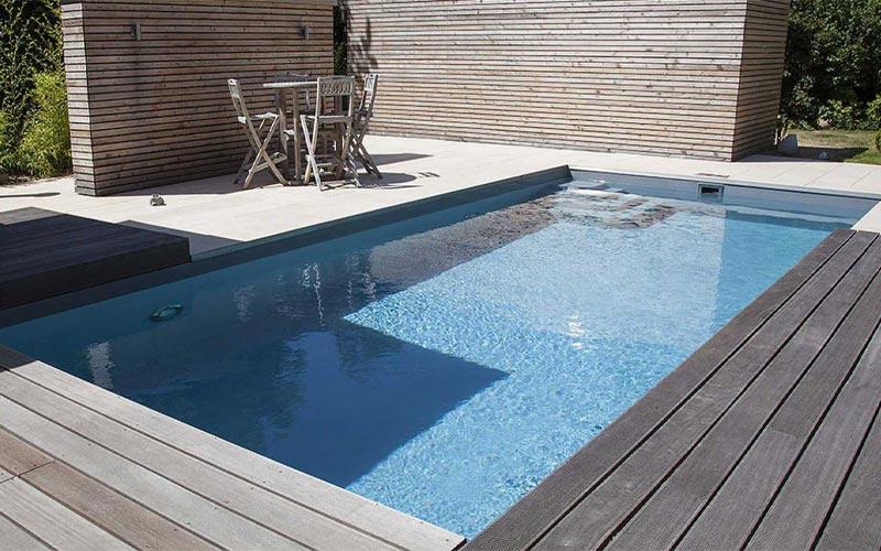 Schwimmbadbau Fertigschalenbecken - Preisempfehlung des Schwimmbadbauers