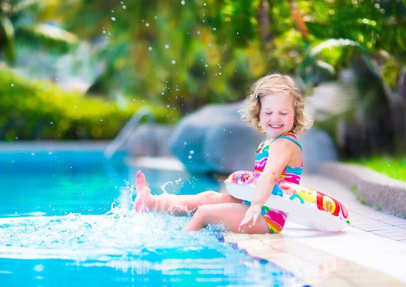 So stark erhöht ein Swimmingpool den Wert eines Hauses